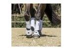 LeMieux ProShell Brushing Boots: White: Medium