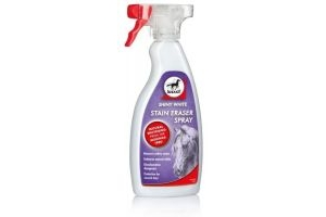 Leovet Shiny White Stain Eraser Spray for Horses 500ml