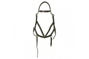 Horseware Rambo Micklem Multibridle Full Black