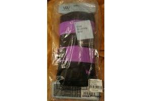 New Woof Wear Club Brushing Boots Black/Purple Extra Large XL XFull XF