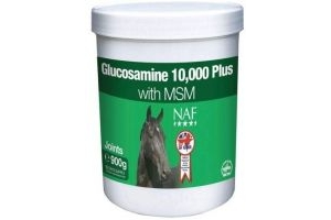 Equiboodle NAF Glucosamine 10,000 Plus with MSM - 2 Pack Bundle
