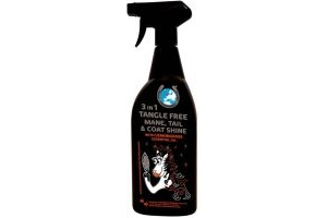 Stable Environment 3 in 1 Tangle Free Mane, Tail & Coat Shine