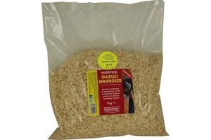 Equimins Unisex's EQS0283 Garlic Granules Refill, Clear, 1 kg