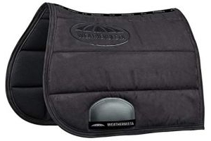 Weatherbeeta Elite All Purpose Saddle Pad Full Size Black