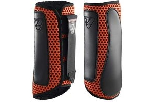 equilibrium Tri-Zone Impact Sports Boot (Small Hind, Flame Red)