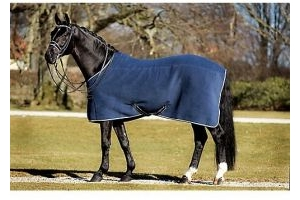 Horseware Rambo Deluxe Fleece 45 Navy