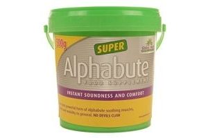 Global Herbs Unisex's Alphabute Super 400g, Clear