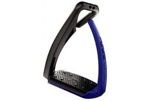 Freejump soft'up pro stirrup treads: black.