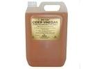 Gold Label Cider Vinegar - 5 litre Bottle