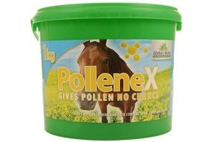 Global Herbs Pollenex 1kg - Clear, 1Kg