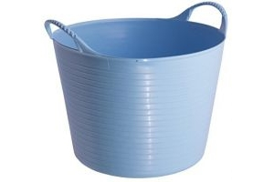 Tubtrugs SP14SKBL Flexible Sky Blue Small 14 Liter/3.7 Gallon Capacity by Tubtrugs