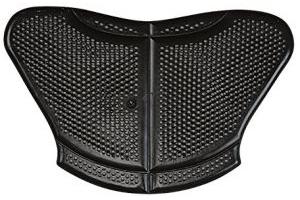 Acavallo Adjustment GEL Riser - Front Black ONE