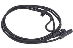 Whitaker Training Rein (One Size) (Black)