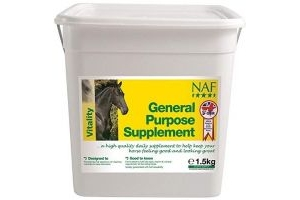 NAF General Purpose Supplement (1.5kg) (May Vary)