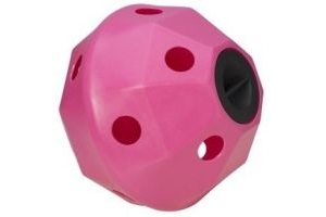 ProStable Horse Boredom Hayball x Size: Small Holes Pink