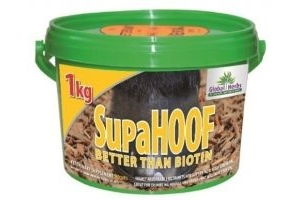Global Herbs - SupaHoof Horse Hoof Supplement x 1 Kg