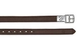 Bates Stirrup Leathers Classic Brown 58 inch/147cm