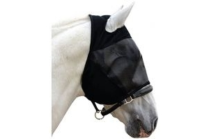 Absorbine Unisex's Ultrashield Fly Mask-Without Ears, One Size
