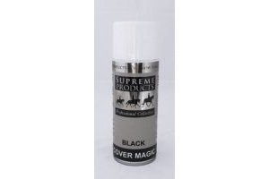 Supreme Products - Professional Horse Cover Magic Black x Size: 400 Ml