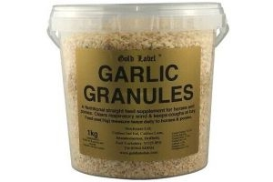Gold Label Garlic Granules - 1kg - x