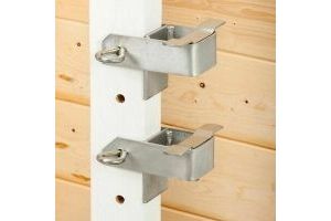 STUBBS Show Jump Cups & Pins - Gate/Plank Style