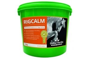 Global Herbs Rigcalm (1KG)