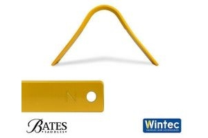 Bates/Wintec EASY-CHANGE Saddle Gullet System Gullets /Narrow (yellow) /Free P&P