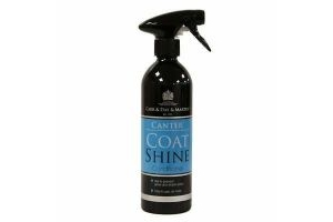 Carr Day Martin Canter Coat Shine Horse Hair Spray Repels Stable Grass Stains