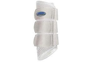 Weatherbeeta Exercise Boots (Full) (White)