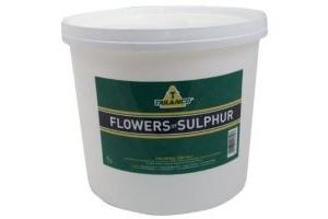 Trilanco Flowers of Sulphur Powder x Size: 5 Kg
