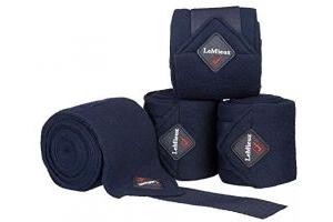 LeMieux Luxury Polo Bandages - Navy, Pony