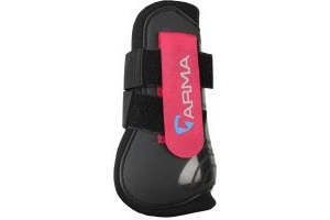Arma Tendon Boots Raspberry