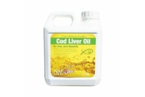 Brand New Horse Cob Pony NAF I Cant Believe Its Not Cod Liver Oil 1lt