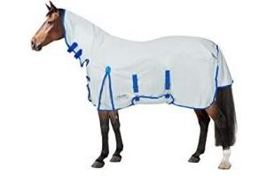 Weatherbeeta ComFiTec 600D/Mesh Pony Rug-Silver-5ft0