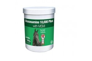 NAF - Glucosamine 10000 Plus with MSM Horse Joint Supplement x 900 Gm