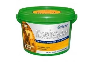 Global Herbs Movefree Plus for Horses 1kg