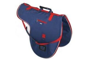 Roma Cruise Saddle Bag Navy/Red/White