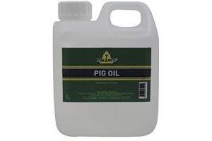 Trilanco Unisex's TRL0183 Pig Oil, Clear, 1 Litre