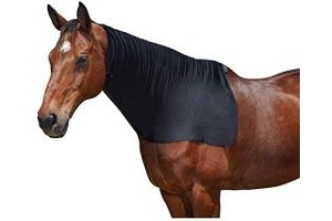Weatherbeeta Stretch Neck Rug - Black - Size: Cob