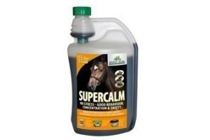 SUPERCALM Suppliment Liquid: 1L by Global Herbs. Fast Shipping. by Global Herbs