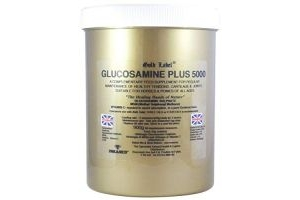 Gold Label Canine Glucosamine Plus 5000