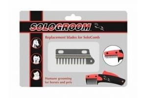 SoloGroom SoloComb Replacement Blades