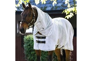 Horseware Rambo Dry Rug-S Grey with Silver & Black ... by Horseware