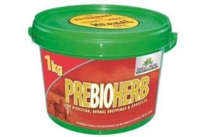Global Herbs Prebioherb Horse Prebiotic Supplement x Size: 1 Kg