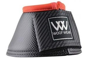 Woof Wear Pro Overreach Boots Orange - Professional standard durable 7mm neoprene overreach boot