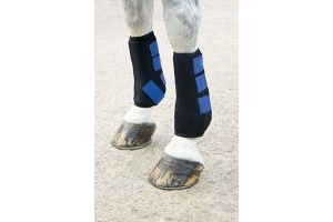 Shires ARMA Breathable Sports Exercise Boots Pony Royal Blue
