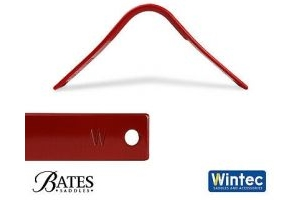 Bates/Wintec EASY-CHANGE Saddle Gullet System Gullets /Wide (red) size /Free P&P