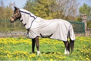 Horseware Mio Fly Rug-Bronze/Navy 6'6