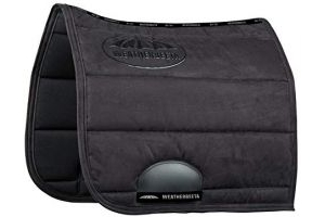 Weatherbeeta Elite Dressage Saddle Pad Full Size black