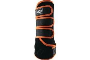 Woof Wear Dressage Wrap Colour Fusion - Orange - XL